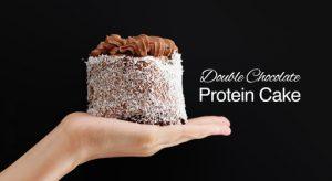کاپ کیک پروتئینی