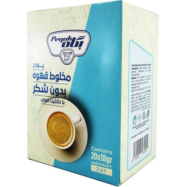 خرید و قیمت پودر قهوه فوری پگاه