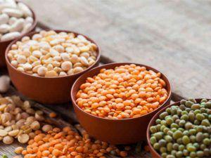 کراتین در مواد غذایی
