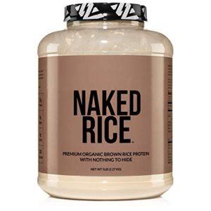 پروتئین برنج قهوه ای