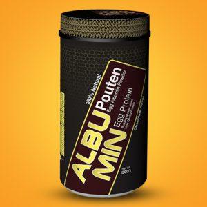 پروتئین آلبومین پوتن شکلاتی