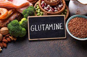 گلوتامین در مواد غذایی